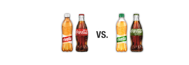 Coca Cola vs Rivella