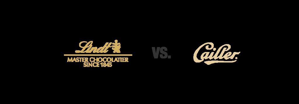 Lindt vs. Cailler