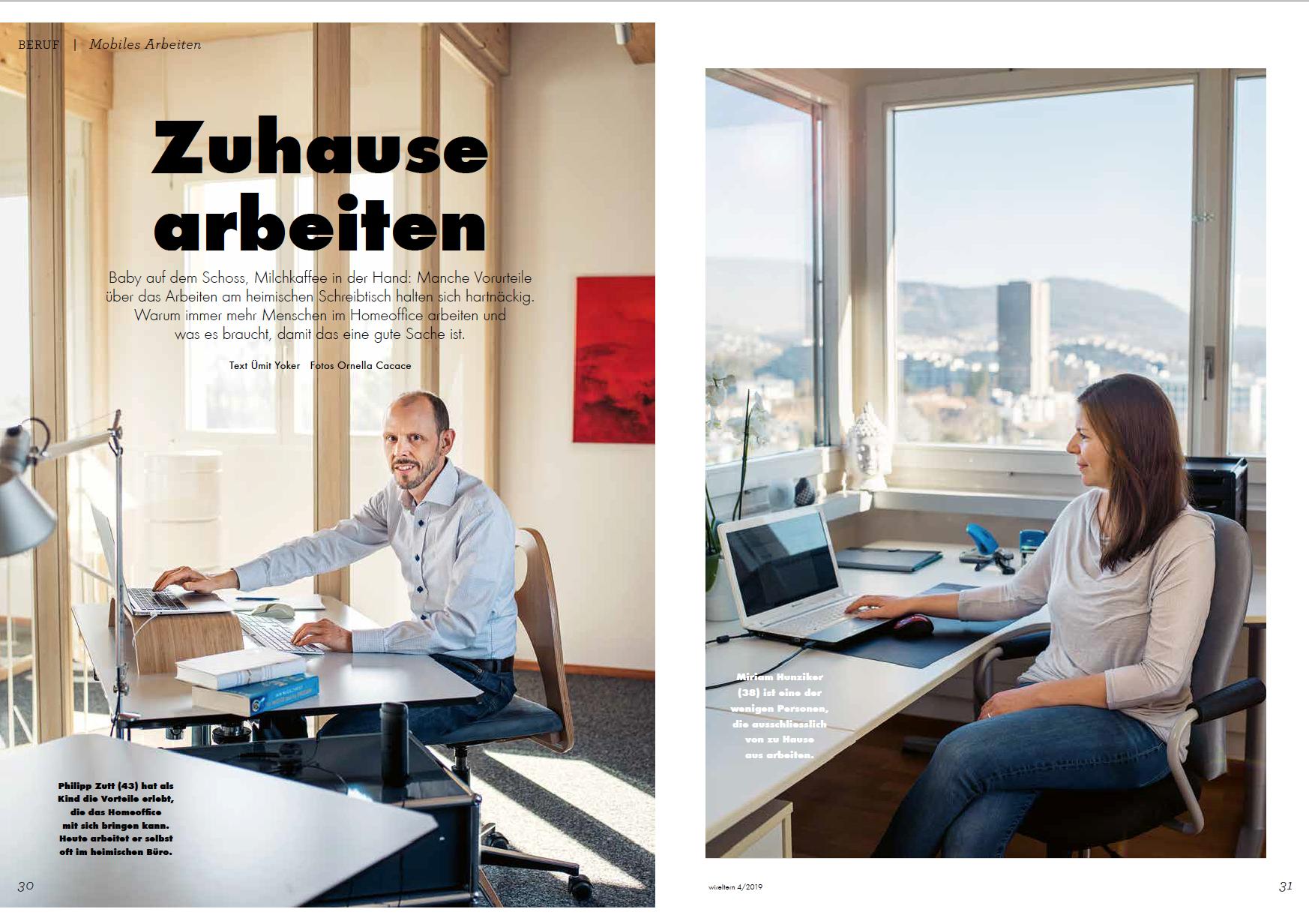In diesem Artikel gibt Philipp Zutt Tipps, wie das Zuhause arbeiten zu einer guten Sache wird