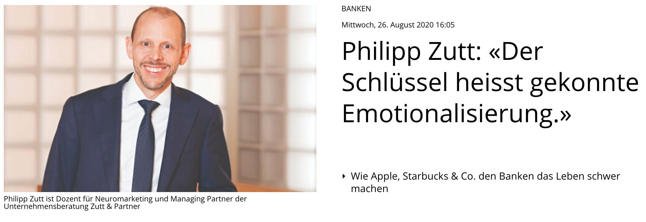 Gemäss Philipp Zutt gibt es drei Rezepte, welche die heimischen Player zurück in die Poleposition bringen können.