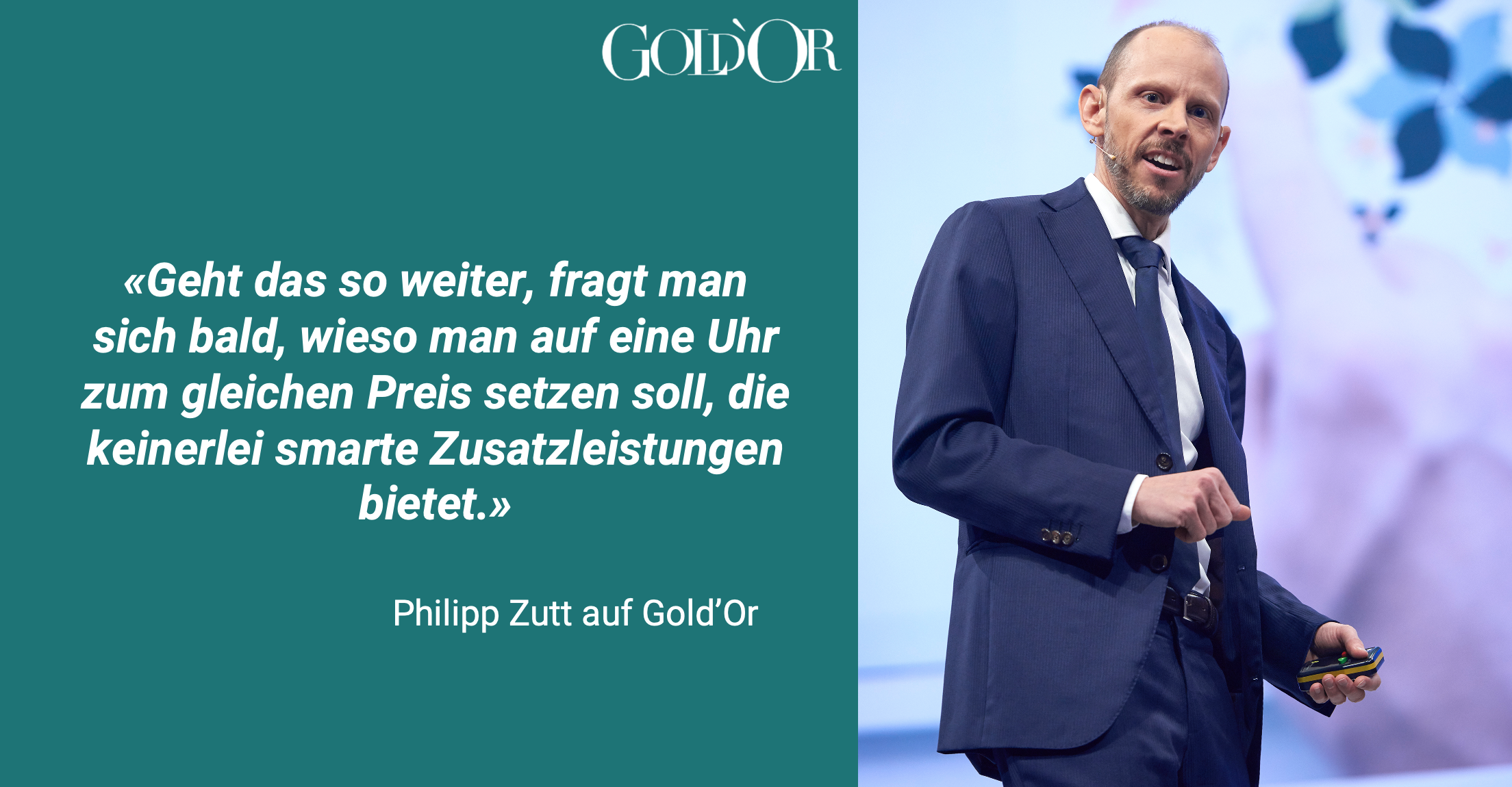 Interview von Philipp Zutt mit Gold'Or