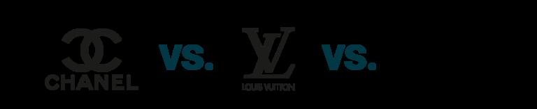 Logos der untersuchten Fashion Brands